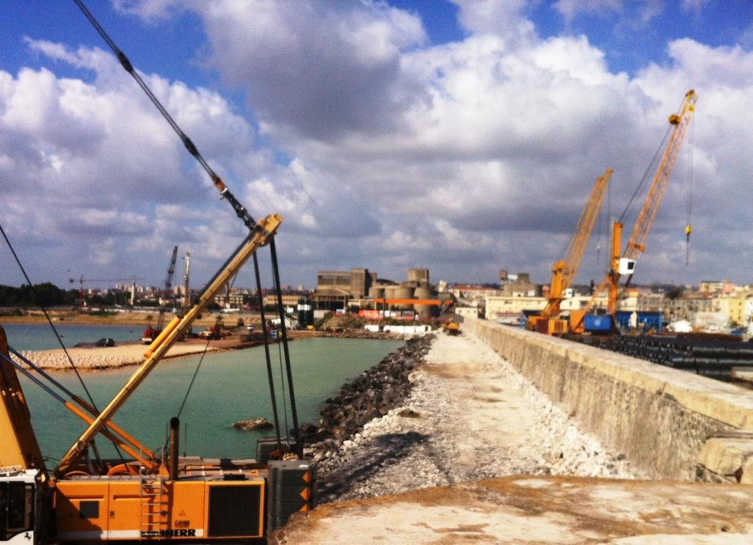 Porto catania rizzetto fare chiarezza su lavori a darsena for Lavori parlamentari