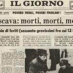 Terremoto Friuli - Dettaglio