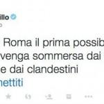 Tweet Grillo