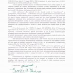 Lettera Marino 2