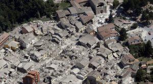 Amatrice - Terremoto