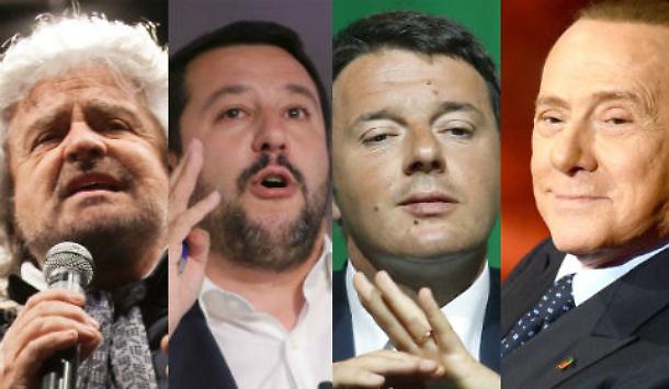 L 39 accordo m5s pd fi tradisce dieci anni di promesse di for Elenco politici italiani